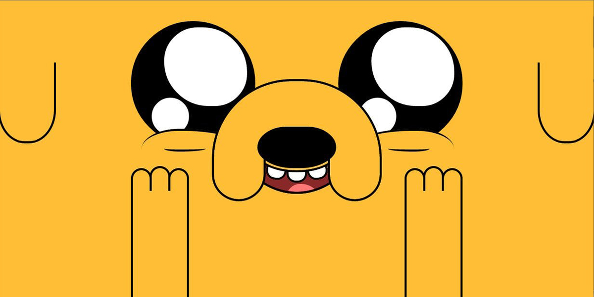 adventure time s jake is the best character on tv cbr