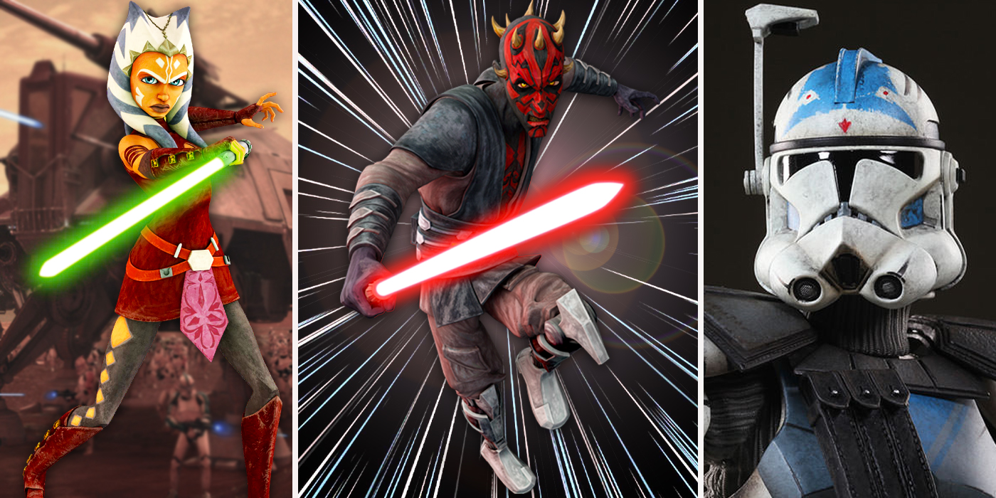 Star Wars: The 25 Most Dangerous Clone Wars Characters, Ranked