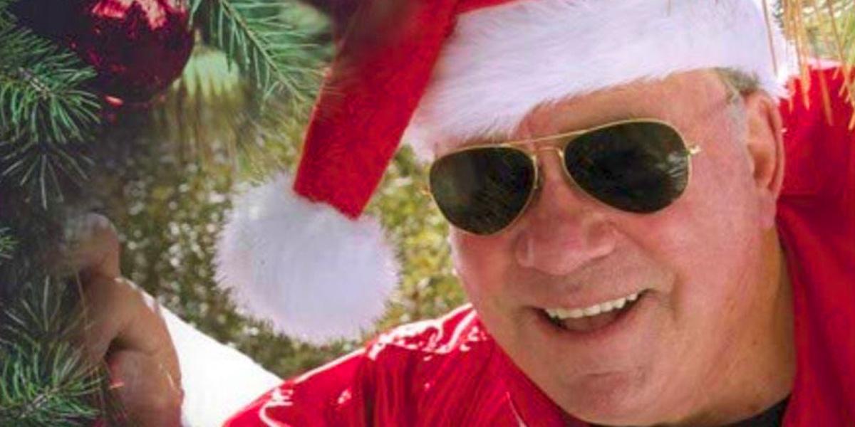 Star Trek's William Shatner Releases First Track From Christmas Album