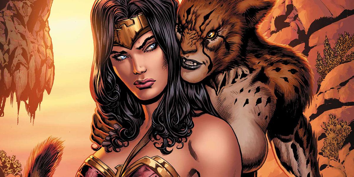 Wonder Woman 1984 Set Photo May Hint At Cheetah's Origin