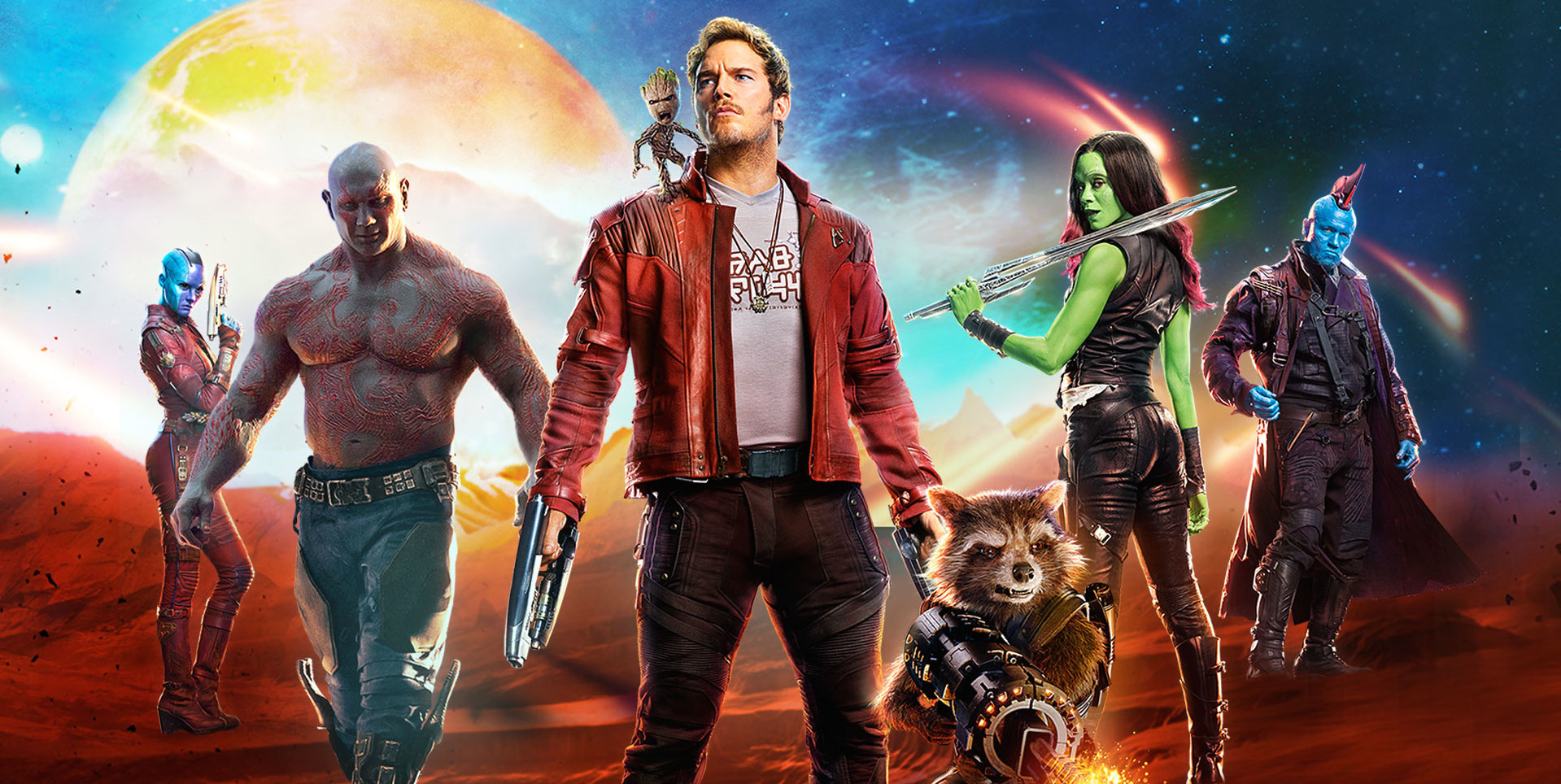 Guardians Of The Galaxy Vol. 3 Rumored to be Eyeing Female Director