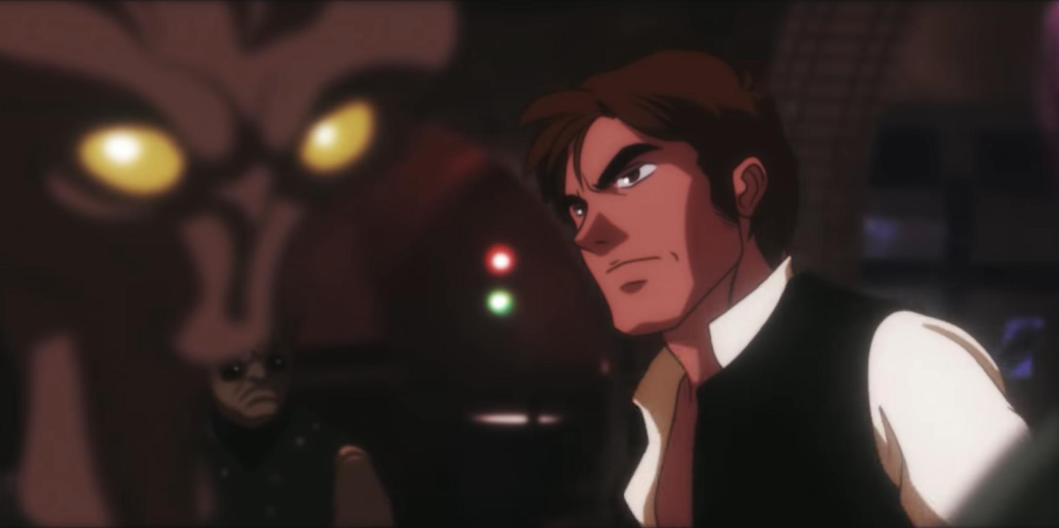 Star Wars Gets Reimagined as an Anime in Fantastic Fan Trailer