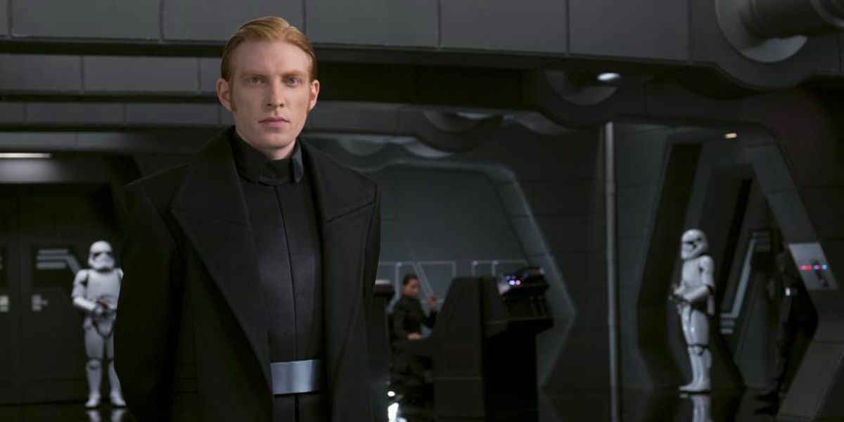 Domhnall Gleeson Fears Revealing Star Wars: Episode IX Spoilers