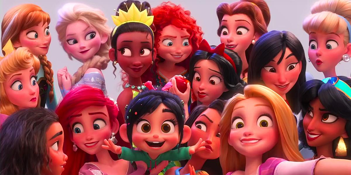 Disney Got a Kylo Ren Joke Changed in Ralph Breaks the Internet