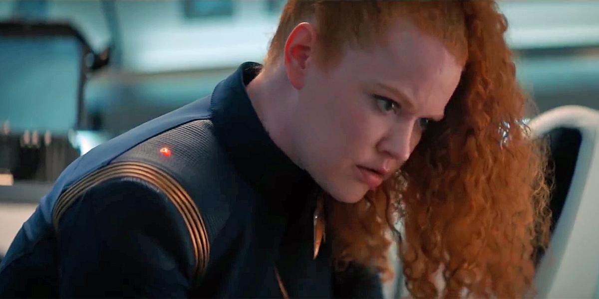 Star Trek: Discovery Short Treks 'Runaway' Trailer