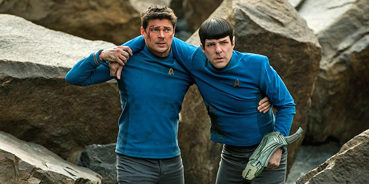 Star Trek 4 Salary Dispute Will Be Resolved, Karl Urban Says