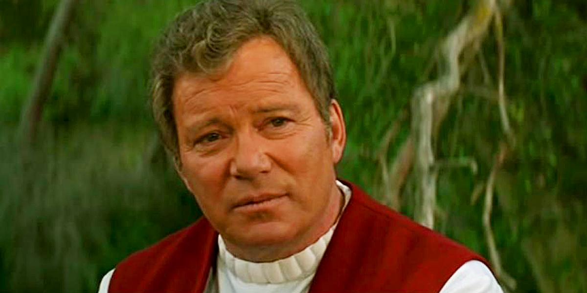 William Shatner Isn't Interested in Starring in a Star Trek TV Series