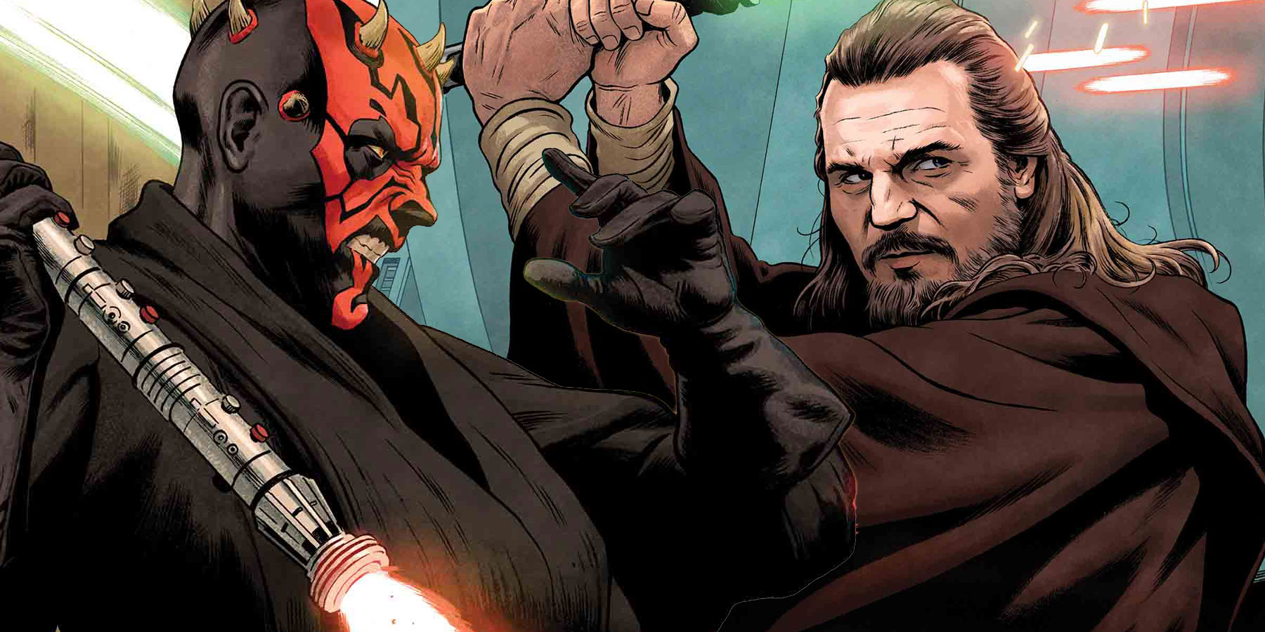 Marvel Revisit the Star Wars Prequel Era With Age of Republic Event