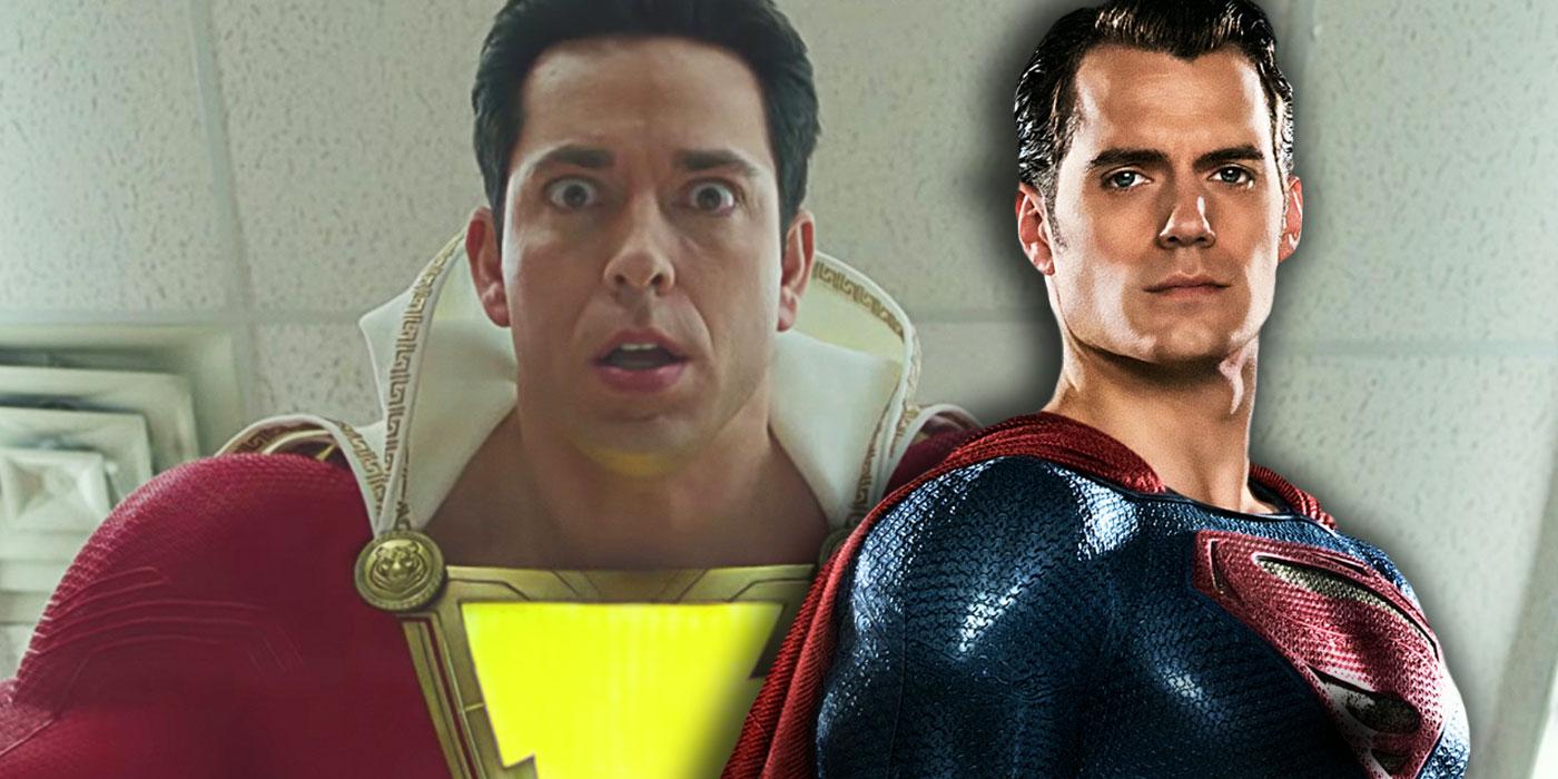 Shazam's Zachary Levi Hopes To Join Justice League