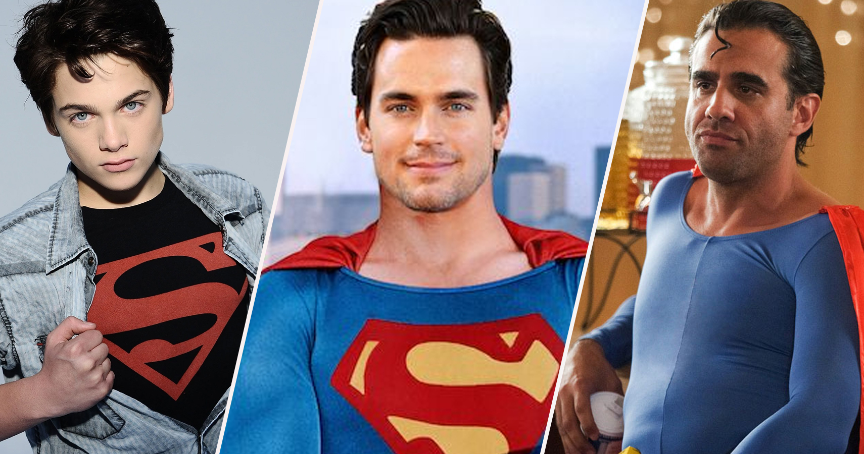 15 Actors Fans Forgot Played Superman