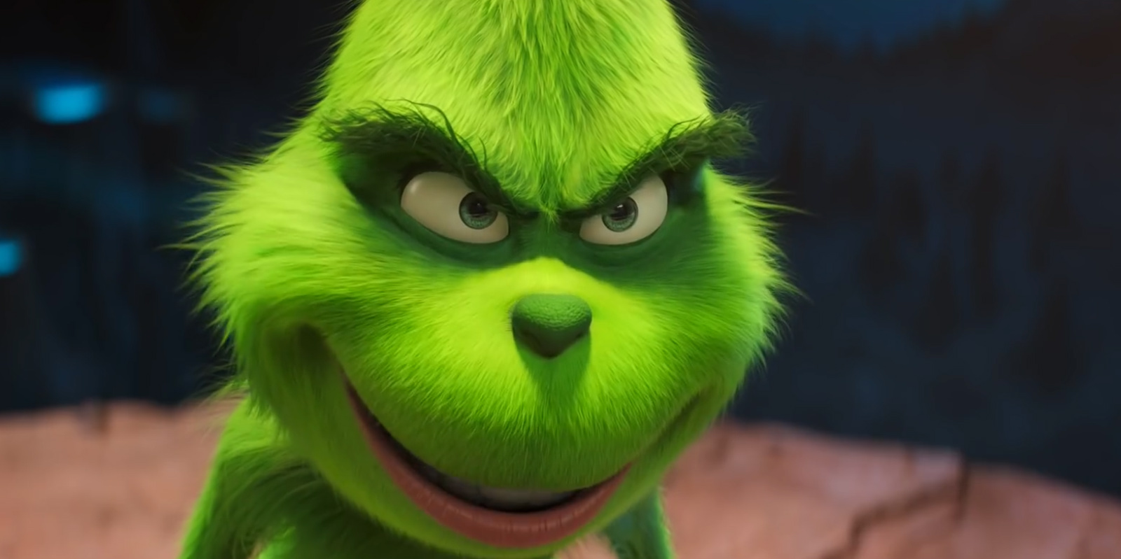 The Grinch Finally Steals Christmas in Latest Trailer