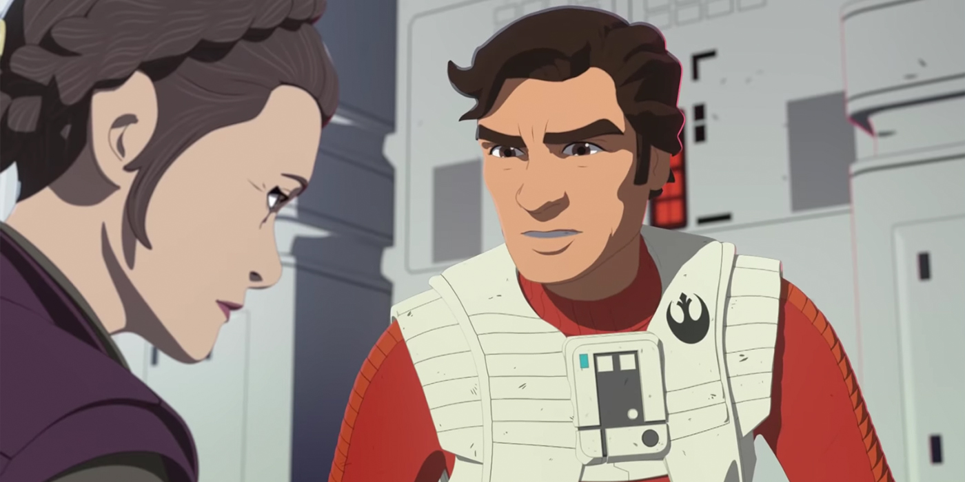 Star Wars Resistance Will Overlap With The Force Awakens