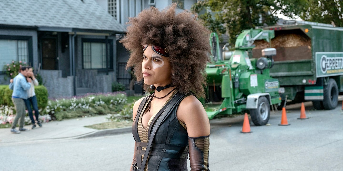 Zazie Beetz Originally Auditioned For a Much Different Mutant Role