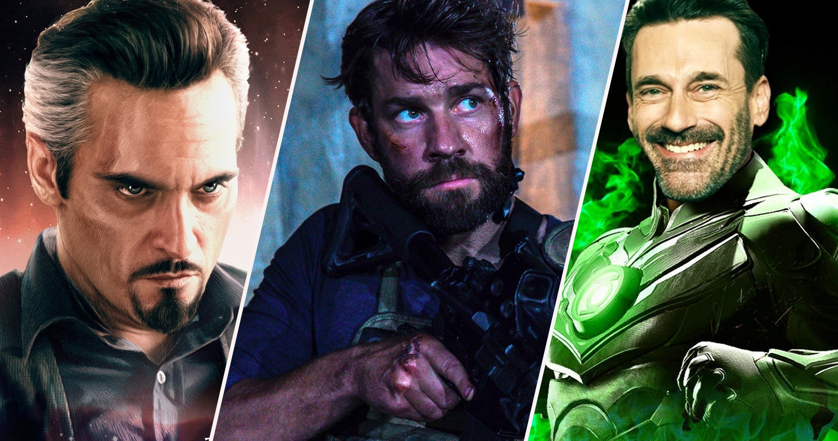 25 Superhero Film Roles That Were Almost Played By Different Actors