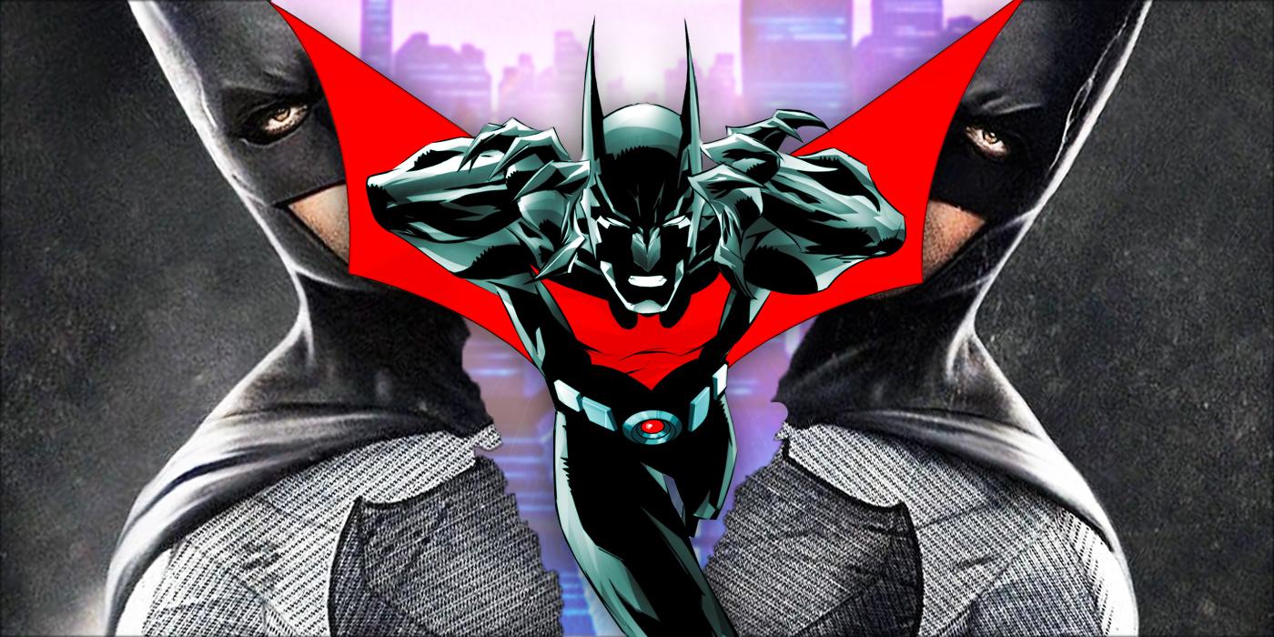 After Affleck: A Batman Beyond Film Would Save The DCEU