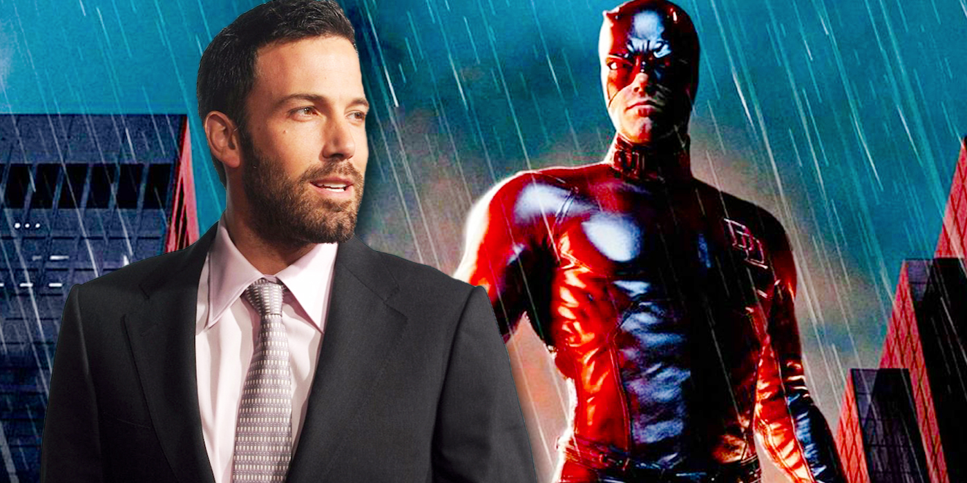 Ben Affleck Admits His Daredevil Movie Was 'Kind of Silly'