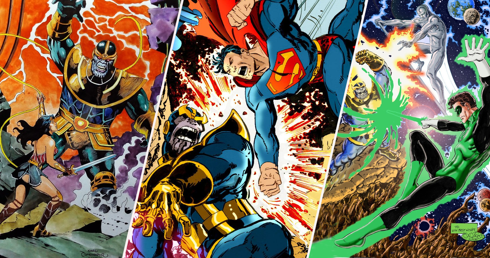 Best Dc Characters