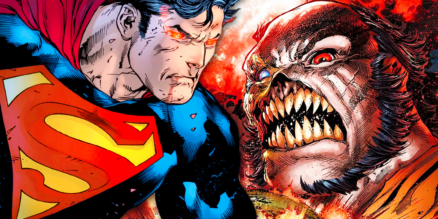 Superman Faces A Challenge Much Bigger Than Doomsday