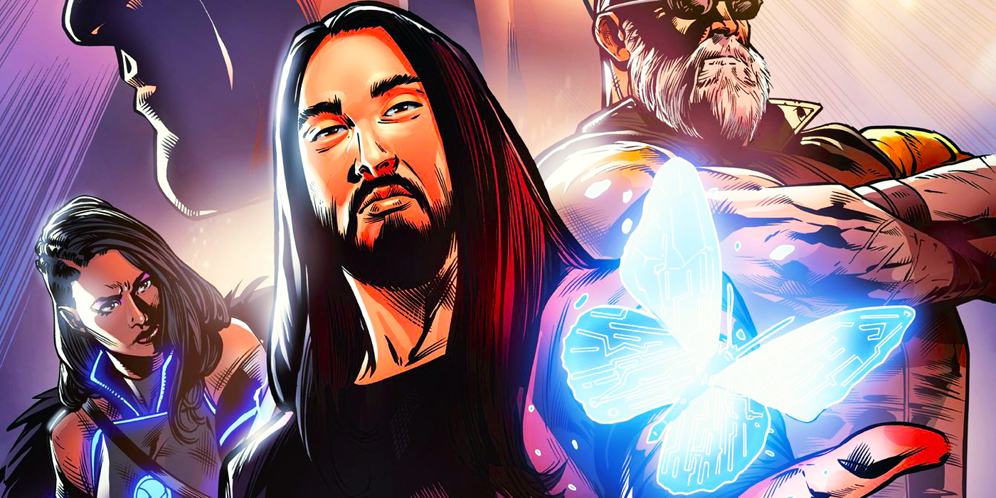 Steve Aoki Wants Us All To Become Cyborgs