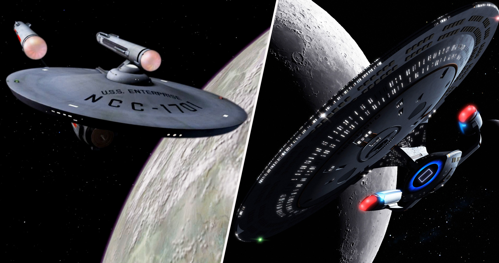 Star Trek: The 15 Most Powerful Versions Of The Enterprise, Ranked