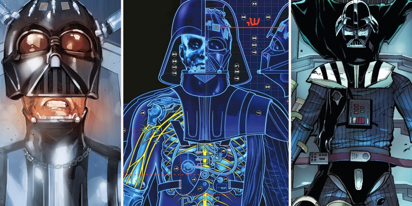 20 Things Only True Star Wars Fans Know About Darth Vader's Armor