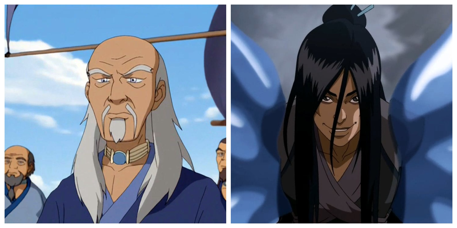 The White Lotus Vs The Red Lotus Which Avatar Team Had The