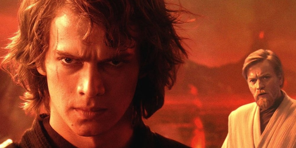 Star Wars: Why Anakin and Obi-Wan's Duel Is Genius | CBR