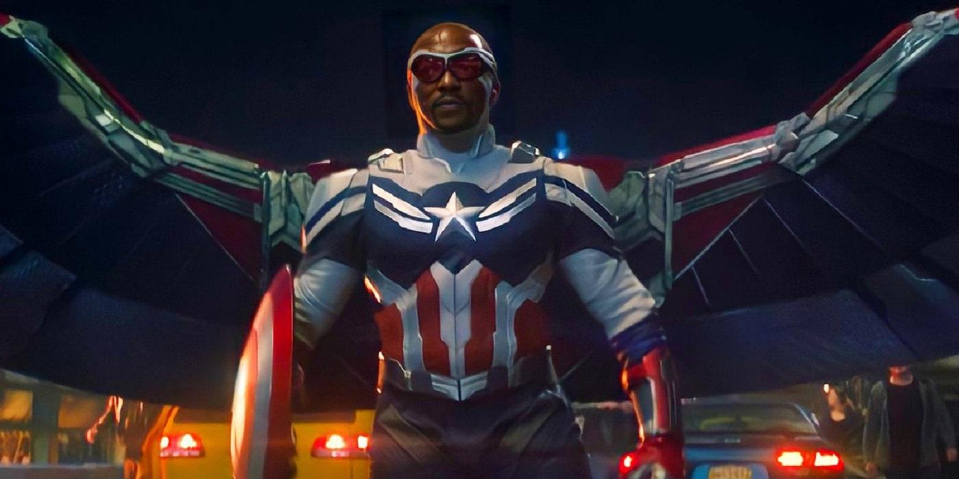 Captain America: Sam Wilson's Ideals Will Change the Avengers