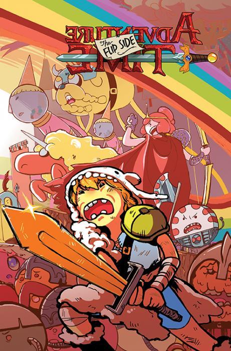 Adventure time flip side download google