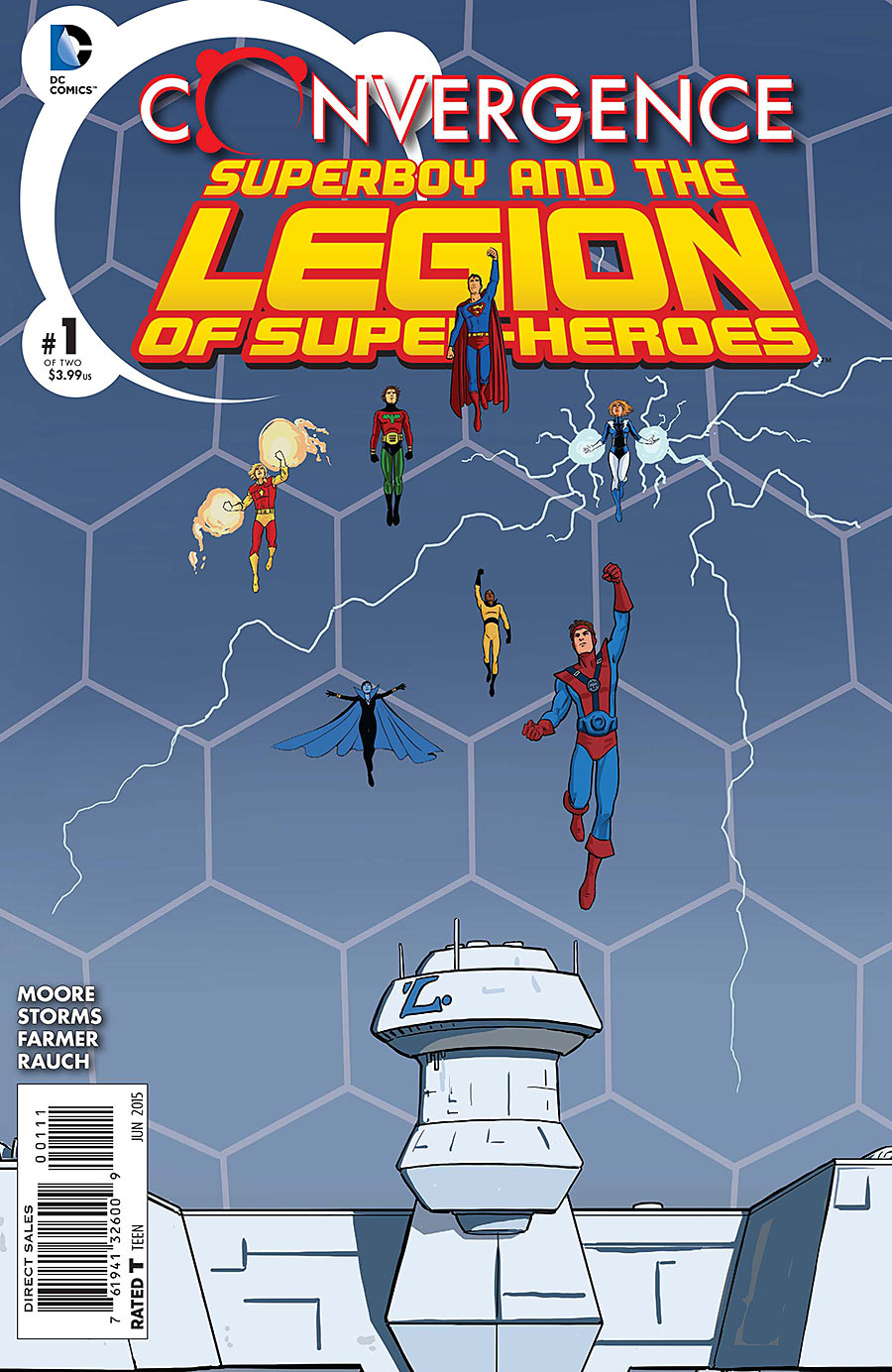 Superboy and the Legion of Superheroes #1