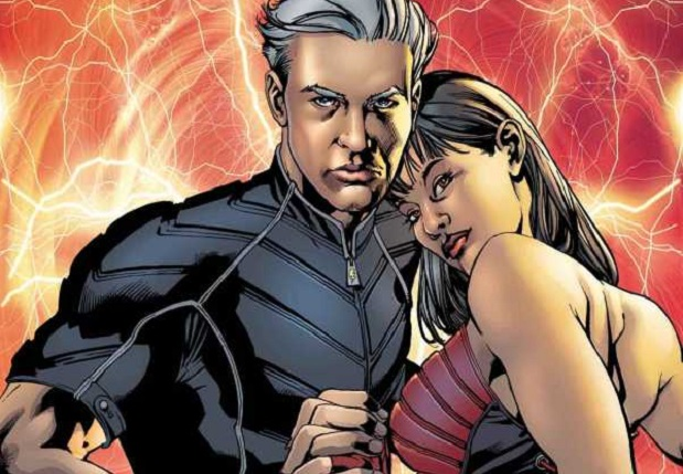 Quicksilver And Scarlet Witch Lovers Things That Turned Out...