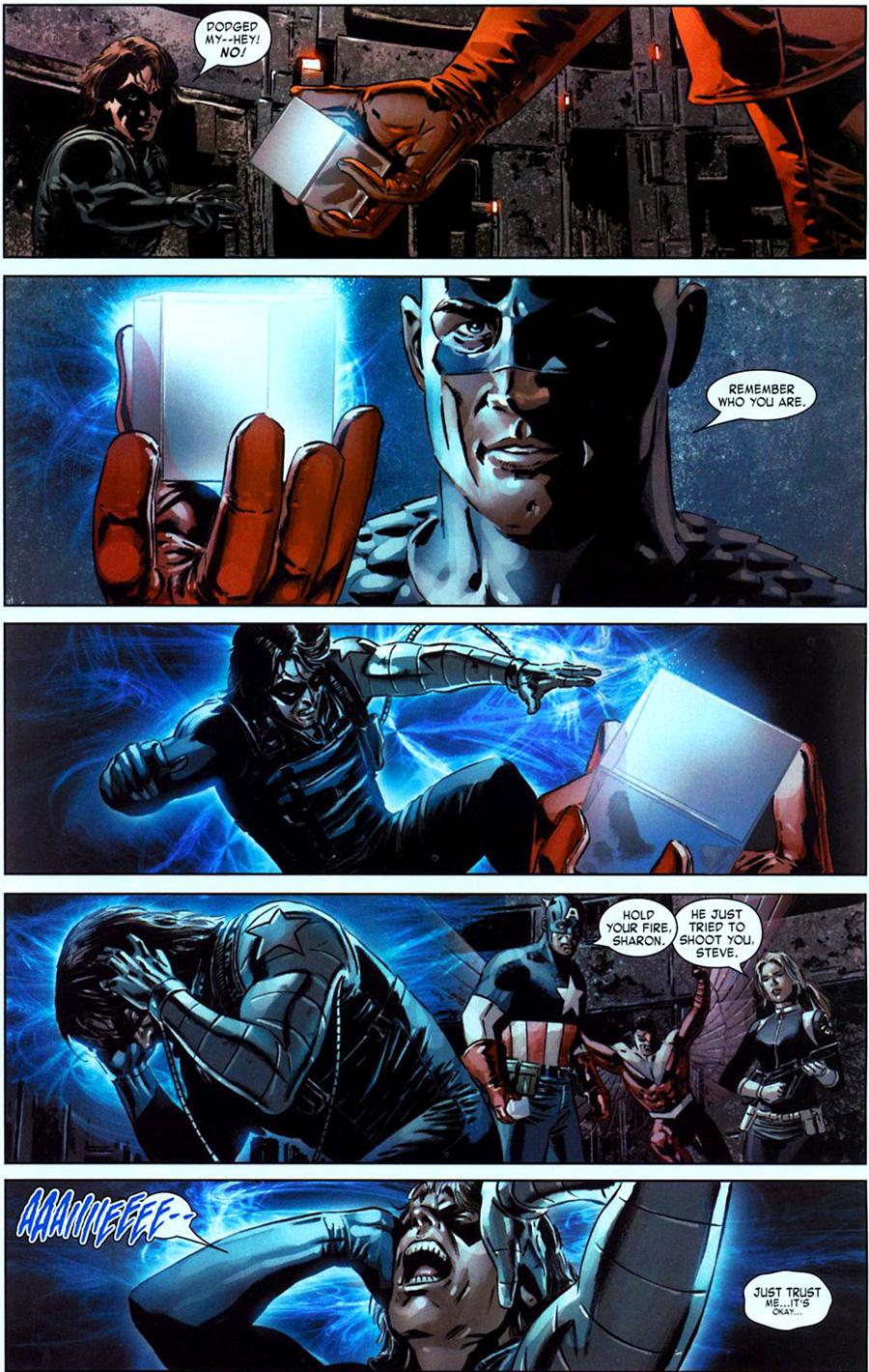 Marvel Skull Cap Captain America Vs Red Skull Face Off