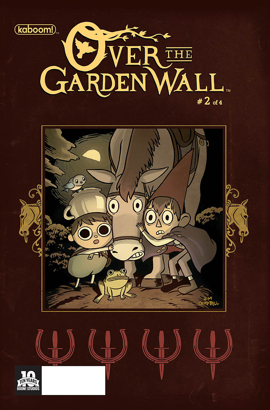 Over The Garden Wall 2 Cbr