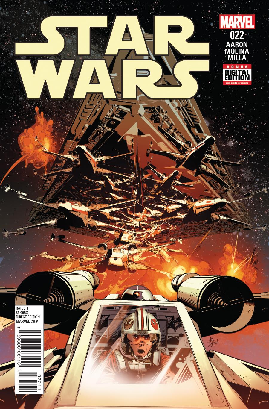 Star Wars #22 - CBR