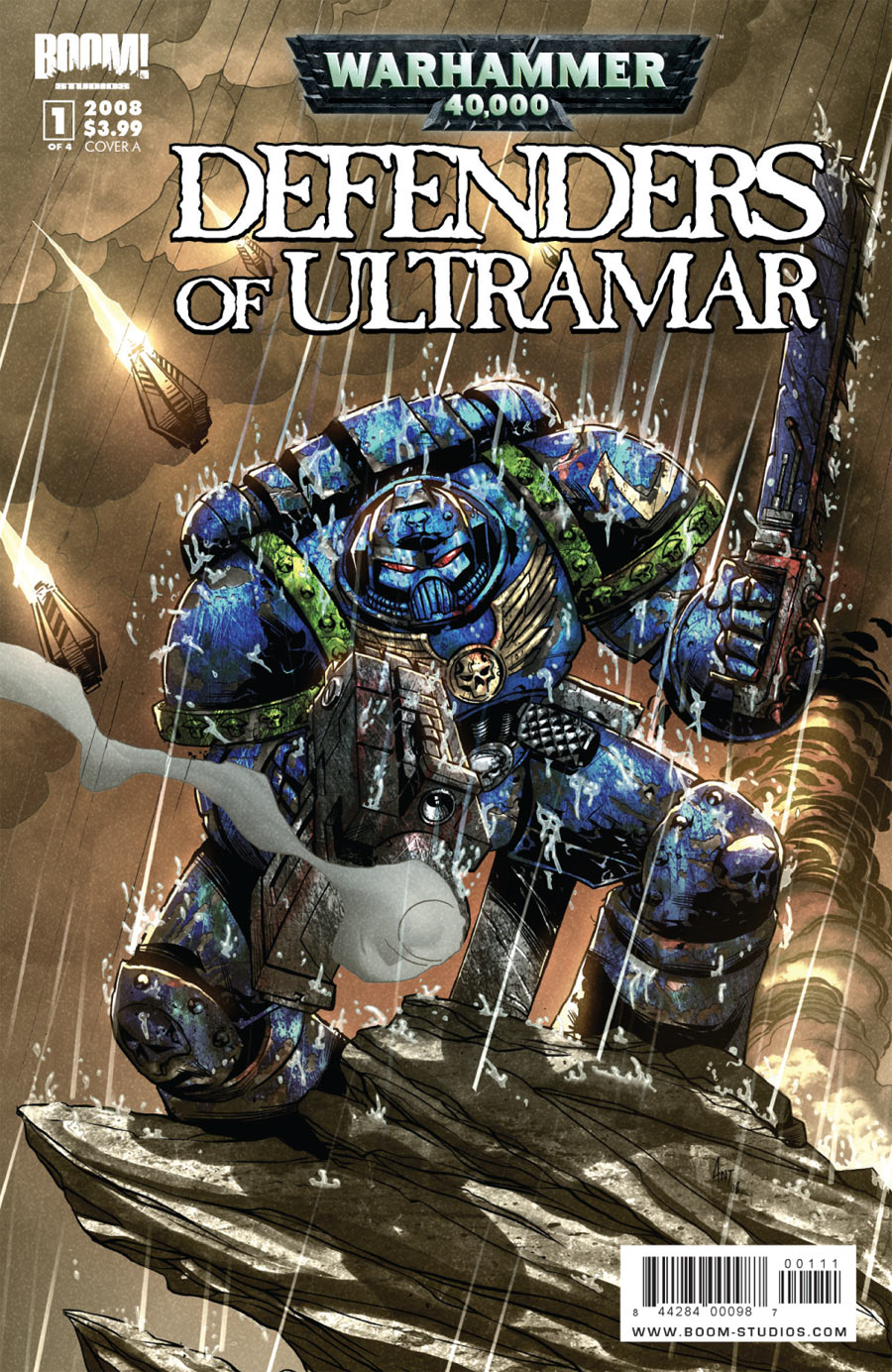 warhammer 40 000  defenders of ultramar  1