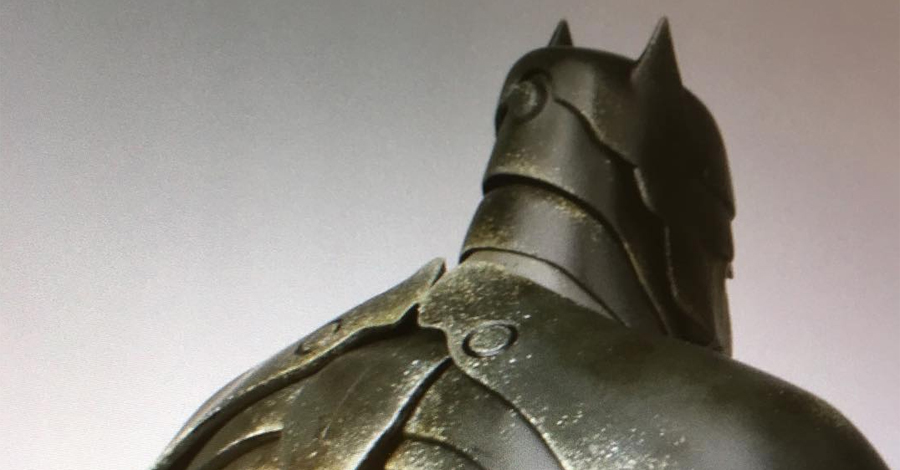 3A's Steel Age Batman already has an iron grip on our wallets