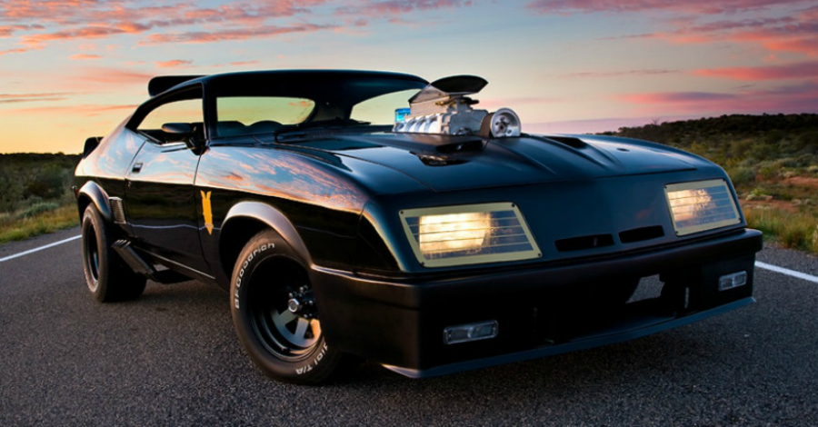 You could own a replica Interceptor from Mel Gibson's 'Mad ...