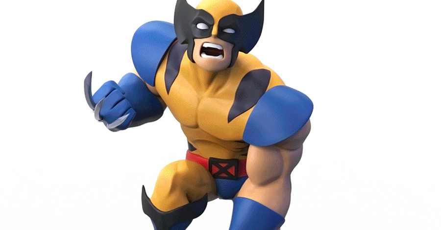 Fan Made Disney Infinity Figures Give X Men Characters A