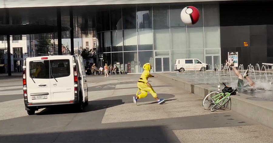Watch Pikachus get their revenge in this 'Pokemon Go' prank