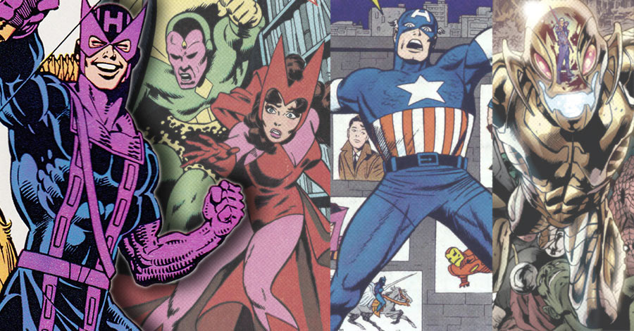 "7 Avengers Stories You Have to Read After ""Age Of Ultron"""