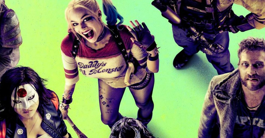 """""""Suicide Squad"""" Extended Trailer Crams More Action & Villainy Into One Convenient Promo"""