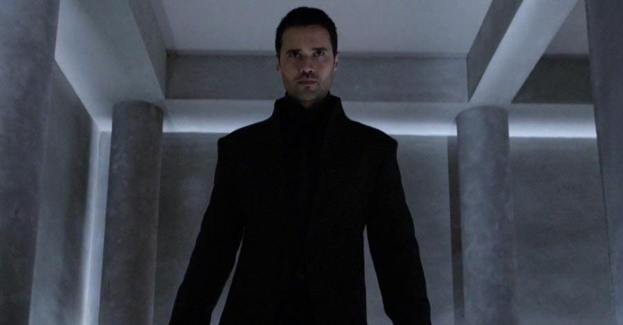 """Agents of SHIELD's"" Brett Dalton Explains Hive's Major Season Finale Moment"