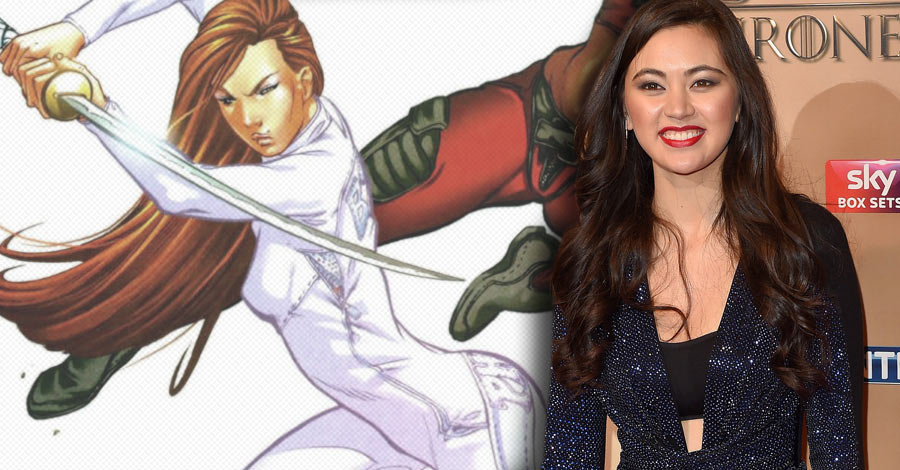 furthermore New Villains Luke Cage likewise Marvel S Iron Fist Affiche furthermore News further Rexfeatures Kx. on iron fist netflix casting