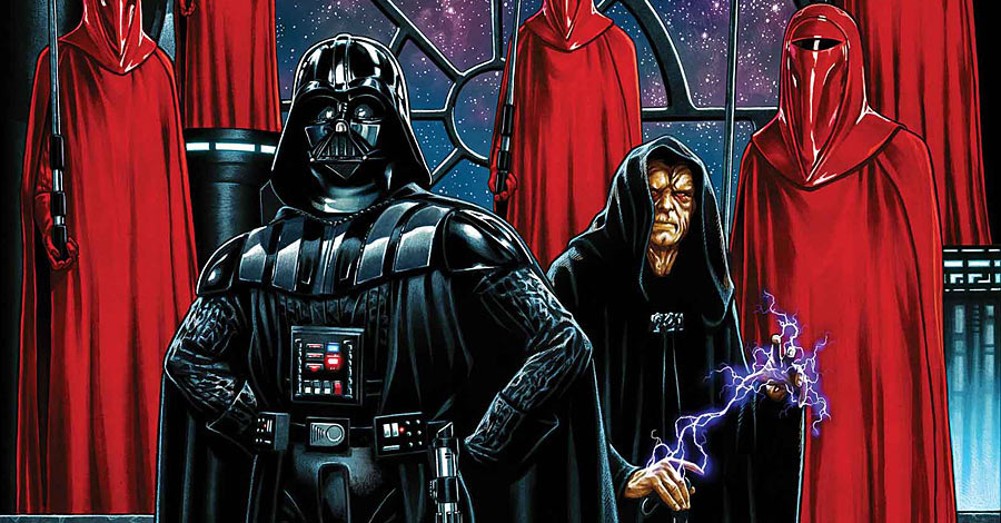 "INTERVIEW: Gillen's ""Darth Vader"" Prepares for the ""End of Games"""