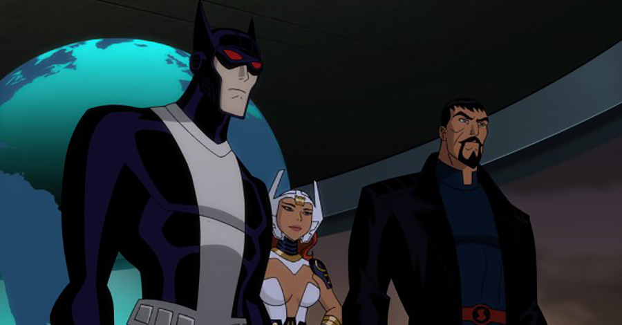 "WB, Machinima Greenlight ""Justice League: Gods and Monsters Chronicles"" Season Two"