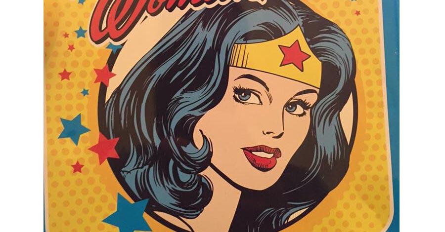 Doubt Cast on School's Alleged Wonder Woman Lunchbox Ban