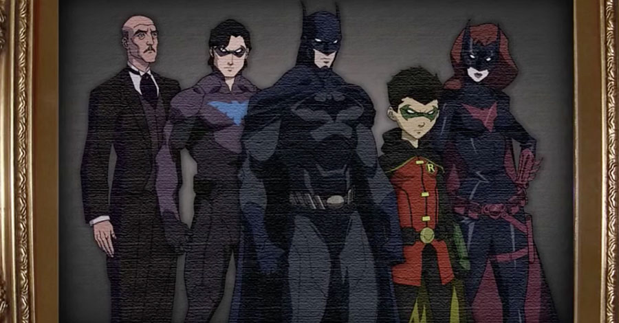 "NYCC: Cast of ""Batman: Bad Blood"" Reveal First Footage 