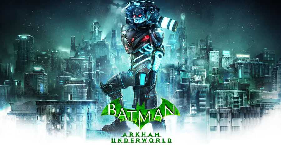 """Free-to-Play """"Batman: Arkham Asylum"""" Prequel Game Now Available on Mobile"""