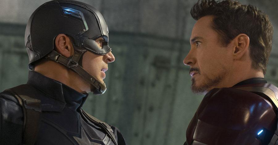 "LOOK: Nearly 100 Hi-Res Stills from ""Captain America: Civil War"""