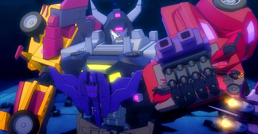 sdcc first transformers combiner wars trailer debuts